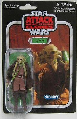 Star Wars Vintage Collection Kit Fisto Vc29