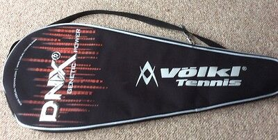 Quality VOLKL  Tennis Racket Bag With Strap EXCELLENT CONDITION