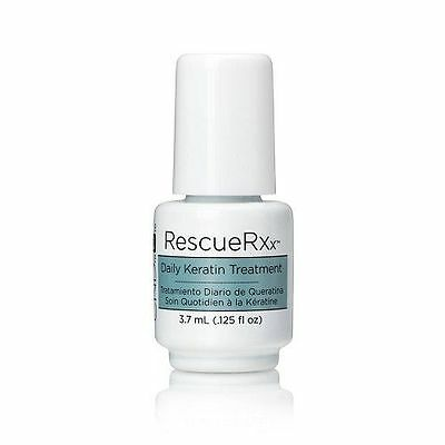 CND Essentials RESCUE RXx DAILY KERATIN NAIL TREATMENT - 3.7ml Pinkie Bottle