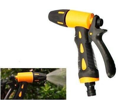 Garden Adjustable High Pressure Water Spray Nozzle For Vegetable Flower Watering