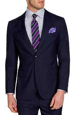 Brand New with tag MJ Bale Suit 36/30 Blue Merino Wool, RRP $899