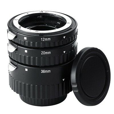 Meike N-AF1-B Mount Auto Focus Macro Extension Tube for Nikon D7100 D7000 D5300