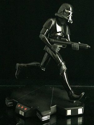 Star Wars BLACKHOLE STORMTROOPER Animated Maquette Gentle Giant Shadow #852/1000