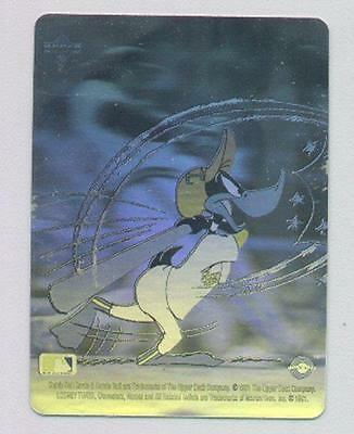 1991 ABL Upper Deck Comic Ball 2 Hologram Card #3