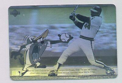 1991 ABL Upper Deck Comic Ball 2 Hologram Card #6