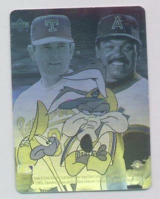 1991 ABL Upper Deck Comic Ball 2 Hologram Card #2