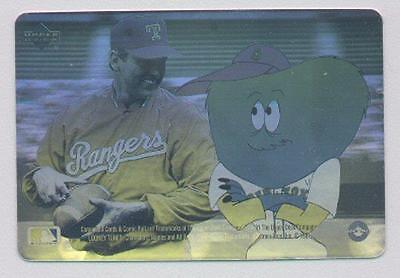 1991 ABL Upper Deck Comic Ball 2 Hologram Card #5