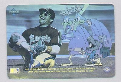 1991 ABL Upper Deck Comic Ball 2 Hologram Card #8