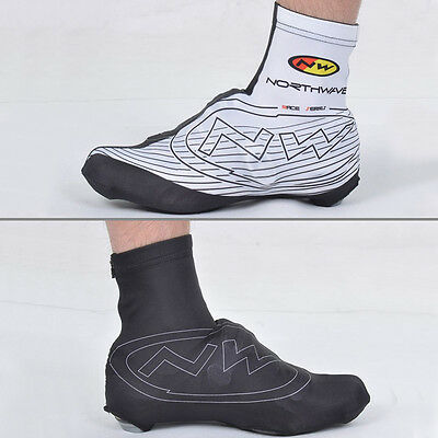 Cycling Shoe Cover Windproof MTB Road Bicycle Bike Overshoes Race Feet Gears