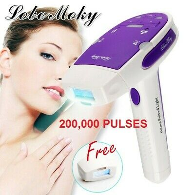 PRO 200,000 Permanent Laser Hair Removal System No Hair Remover Body No 5