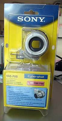 Sony VAD-PHB Lens Conversion Adapter For Cybershot DSC
