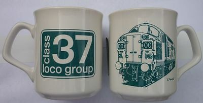 Buy a CLASS 37 Loco Group C37LG 37003 Mug to help restore our loco 37003
