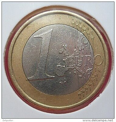 1 Euro Error 2008 Portugal 1 Euro € Old Map Mapa Antigo Very Rare And Popular,