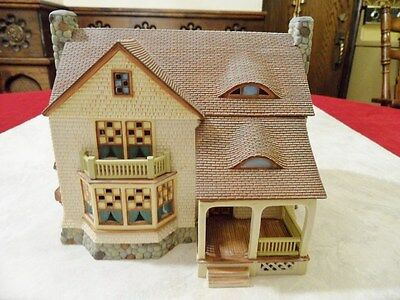 Inglenook Cottage #5 Seasons Bay first edition MIB Dept 56