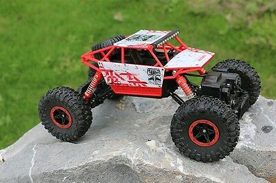 RC Rock Crawler 1:18 Monster Truck 4WD- 2,4Ghz