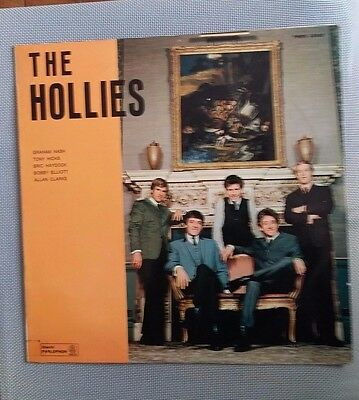 The Hollies -The Hollies  Lp Parlophon Pmbq 33002  Italy 1975 Unplayed First Pre