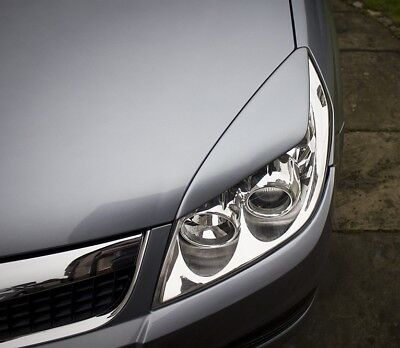 Vauxhall / Opel Vectra C   Eyebrows Abs ,  Only For Facelift