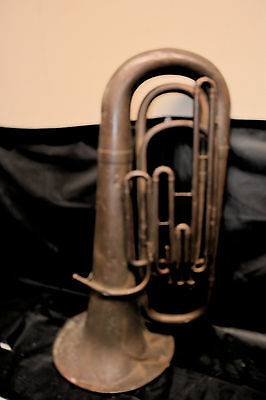 Wilhelm Hampe Tuba Netherlands mid to late 1800's $$ REDUCED $$