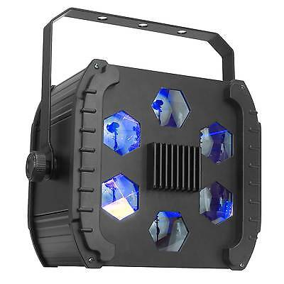 Eliminator LED Cloud High Impact DMX RGBWA Effect Light