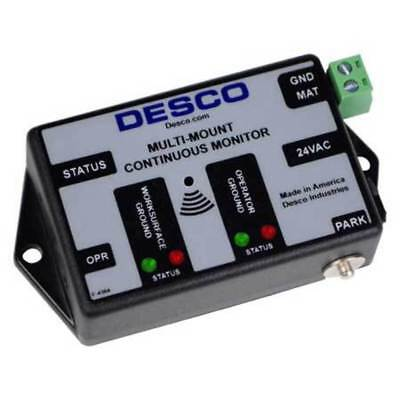 Desco Multi-Mount Continuous Monitor