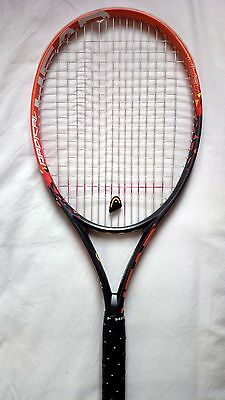 Raquette HEAD RADICAL TEAM STRUNG Grip 3 (US 4 3/8) Racket