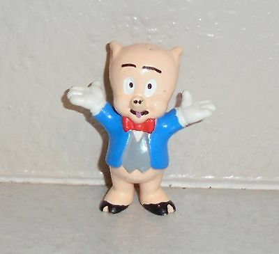 """Looney Tunes Porky Pig Figure PVC Approx 2.25"""""""