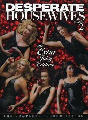 Desperate Housewives: Season 2 [The Extra Juicy E (2006, DVD NUEVO) W (REGION 1)
