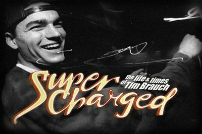 Supercharged Dvd Tim Brauch Skateboarding Documentary