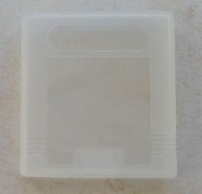 1 Cartridge case for Game Boy GB, Color GBC, GBP - game, protection plastic box