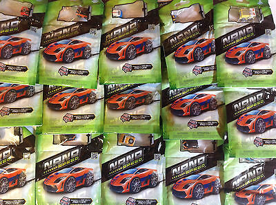 LOT 5 NANO SPEED NEUF DIFFERENTS Lot N°01 véhicule miniature voiture nanospeed