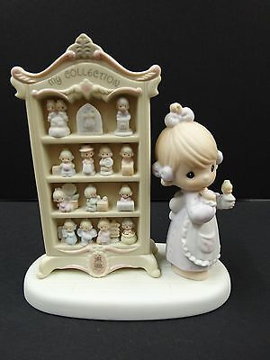Precious Moments ~ A PERFECT DISPLAY OF 15 HAPPY YEARS ~ 127817 ~ Ship