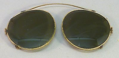 Pair of Vintage Sunglasses Clip-on's