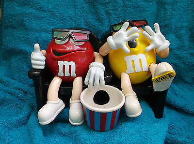 """M&M's """"At The Movies"""" Candy Dispenser"""
