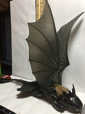 How To Train Your Dragon Sippy Cup Toothless Denny's Kids Meal Movie Toy Promo