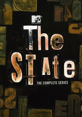 State: The Complete Series [5 Discs] (2009, DVD NUEVO)5 DISC SET (REGION 1)