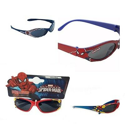 Children Marvel Ultimate Spider-Man Sunglasses  Licenced 100% UV Protection