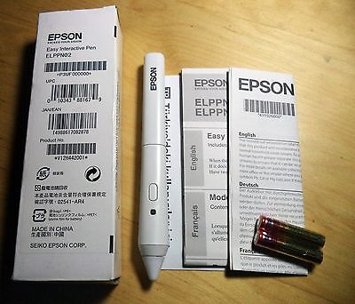 Epson Projector Easy Interactive Pen For Eb-456I Projector (Elppn02)