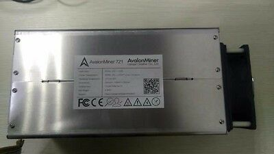 Avalon Miner 721 16nm Bitcoin mining 6TH. Hosting Available at our data centre.