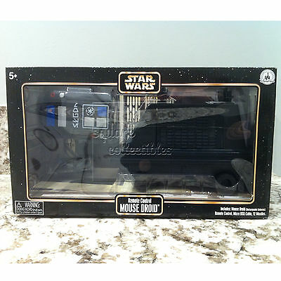 Disney Parks/Star Wars Remote Control MSE-Series Mouse Droid with Missiles