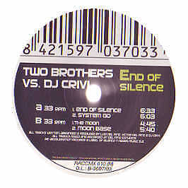 Two Brothers Vs DJ Crivi - End Of Silence - Re-Acceleration - 2003 #233451