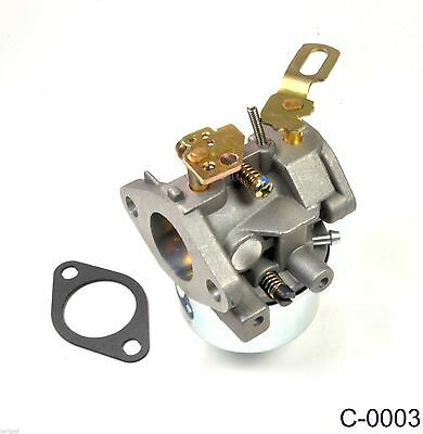 Carburetor For Tecumseh 7hp 8hp 9hp HM70 HM80 Ariens MTD Toro Snowblower Carb E1