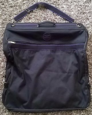 Voyager Suit Garment Carrier.black.weekend Business Hand Luggage.used