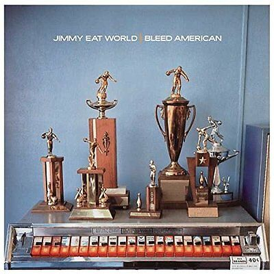 JIMMY EAT WORLD - BLEED AMERICAN  (LP Vinyl) sealed