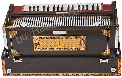 Harmonium-3 Reed,9 Scale Changer-3¾ Octave -Coupler -Tuned to A440