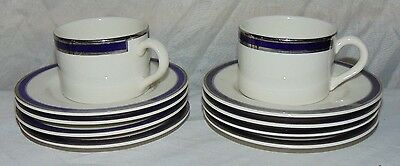 16 AMERICAN AIRLINES Syracuse China 6 Cups & 10 Saucer