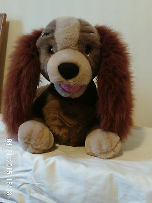 Lady and the Tramp Plush soft toy