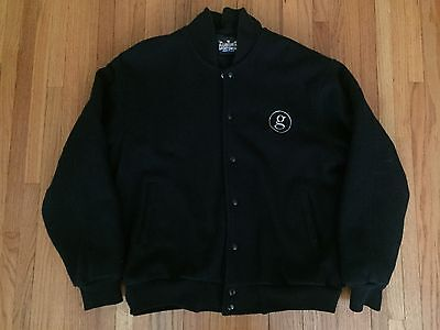 Vintage 90s Garth Brooks World Tour Bomber Jacket. Size Small