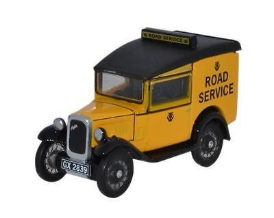 Oxford Diecast Austin Seven RN Van AA 76ASV002 OO Scale (suit HO also)
