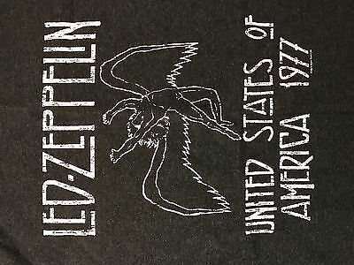 Led Zeppelin United States of America
