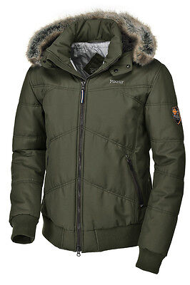 Pikeur Lino Mens Jacket Olive *new For Winter 2016*